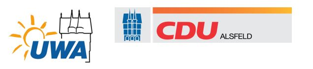 Koalitionsvereinbarung CDU und UWA